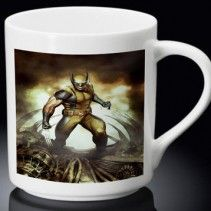 Savage Wolverine New Hot Mug White Mug