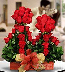 8be71bbdda585 Flores para Colombia - Romance-Para enamorarla más