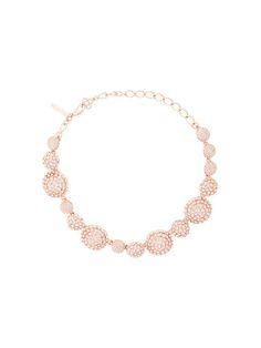870d037834 Oscar De La Renta Embellished Necklace - Farfetch