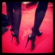 Heels by Barbara Russowsky Louboutin Pumps, Christian Louboutin, Heels, Boots, Fashion, Crotch Boots, Moda, La Mode, Heeled Boots