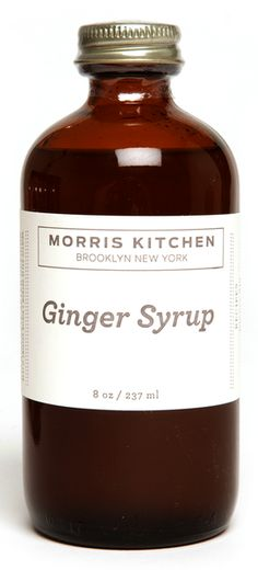 NEW YORK MOUTH — Indie Food. Tasty Gifts. — Ginger, Man Taster