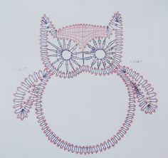 DSC_0638-01 Lace Making, Bobbin Lace, Irish Crochet, Hair Pins, Butterfly, Embroidery, Pattern, Crochet Doilies, Towels