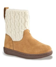 Take a look at this Chestnut Carissa Boot - Toddler by UGG® Australia on #zulily today!