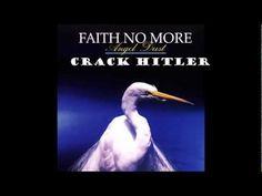 "Faith No More: ""Angel Dust"" [full album] - Bizarro masterpiece. Pearl Jam, Music Albums, Music Songs, Nirvana, Good Music, My Music, Grunge, Hip Hop, Alternative Metal"