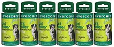 """Evercare Pet Hair Lint Roller Refills 6PACK (30.1 ft x 4"""" ea) >>> You can find more details by visiting the image link. #DogGrooming"""