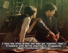 THANK YOU! I'm not the only one upset about this!! They had such a great friendship, and way too much in common, to suddenly have nothing between them anymore.