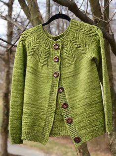 Knit Cardigan Pattern, Sweater Knitting Patterns, Knit Patterns, Knitting For Kids, Baby Knitting, Baby Sweaters, Sweaters For Women, Knit Or Crochet, Clothes
