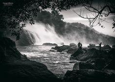 Athirapally Waterfalls, Kerala, India