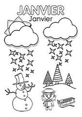 01 - janvier Teaching French, Kindergarten, Preschool, Bullet Journal, Activities, Projects, Fun, Crafts, Character