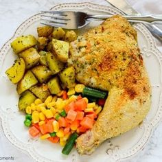 An amazing family friendly quick dinner idea! This delicious Sheet Pan Breaded Chicken and veggies requires little prep and is perfect for those busy nights Diabetic Birthday Cakes, Bread Recipes, Cake Recipes, Crock Pot Bread, Brownies, Quick Weeknight Dinners, Coconut Macaroons, Pan Bread, Breaded Chicken