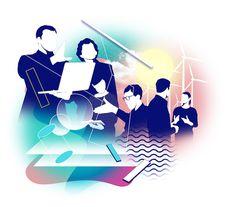 Mario Wagner   Illustrator   Central Illustration Agency  #mario #wagner #digital #decorative #vector #bold #graphic #travel