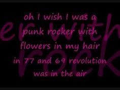 Sandi Thom - I Wish I Was A Punk Rocker - lyrics