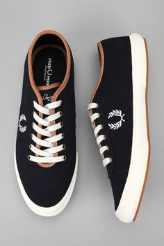 Fred Perry Woodford Cotton Sneaker
