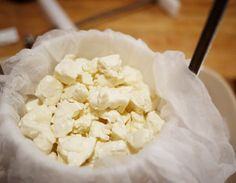 Lunch Snack Idea: Homemade Squeaky Cheese Curds