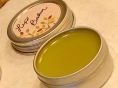 I'll show you how to make your own lip balm in just a few easy steps! 100% organic & natural!