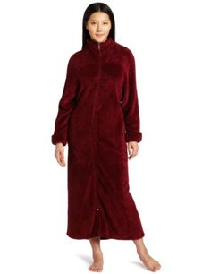 28.64 -  55.50 Casual Moments Women s 52 Inch Breakaway Zipper Robe From  Casual Moments Get it dfe6c47e7