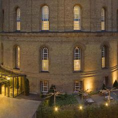 Hotel im Wasserturm, cool 5 star, #boutique hotel in an ancient water tower of Cologne