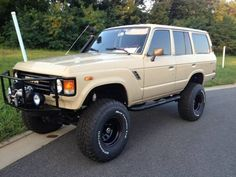 86 Toyota land cruiser FJ60. Everything FJ60 is not aff …