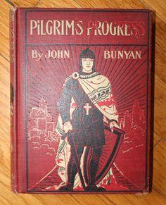 Paul Bunyon Pilgrim's Progress Illustrated by BartlebyVintageBooks, $22.00