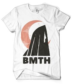 Bring Me The Horizon T-Shirt Merch official licensed music t-shirt. Gildan Unisex SoftStyle S, M, L, XL. FREE SHIPPING to USA, UK and worldwide from Indonesia takes 2-5 weeks. We have the biggest selection of music t-shirts, band t-shirts, and rock t-shirts. We are only retailer / seller who got permission to sell this t-shirt. All designs belong to the supplier. Please check the size chart carefully.