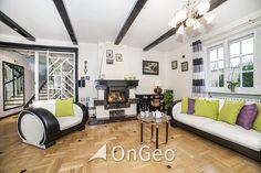 Dom na sprzedaż #domnasprzedaz #ongeo #salon #wnętrza