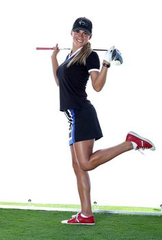 Hottest women LPGA golfers who posed nude in ESPNs Body Issue thru 2014 (Photos)