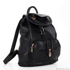 Wow~ Awesome Elegant Leisure School Backpack! It only $32.9 at www.AtWish.com! I like it so much<3<3!