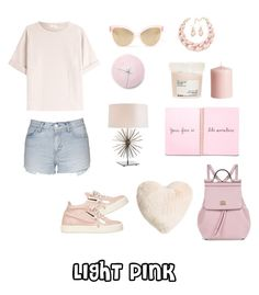 """~PINK BLOSSOM~"" by emmaxdj ❤ liked on Polyvore featuring interior, interiors, interior design, home, home decor, interior decorating, Brunello Cucinelli, Topshop, Giuseppe Zanotti and Cutler and Gross"