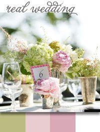 Style Unveiled - Style Unveiled | A Wedding Blog - Pretty Pink Vineyard Wedding inOregon