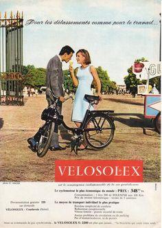 PUB SOLEX 1963 - como la de casa