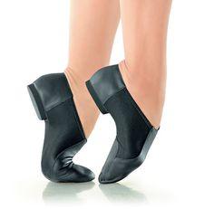 So Danca Slip On Leather Jazz Shoe - Child #DanceWearCorner
