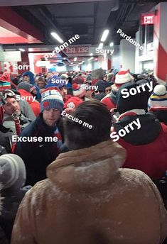 If you bump into someone in a crowd I've heard people say you little shit, asshole, wanna fight or something, fuck off, rare excuse me because they don't move afterwards. Meanwhile In Canada, Sorry Not Sorry, Canada Eh, Hetalia, Bump, Ontario, Crowd, Funny Stuff, Nostalgia