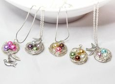 Beautiful DIY Bird Nest Necklace in Under 30 Minutes – Jewelry Pinn