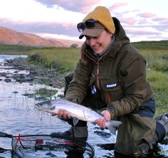 Found this list of Top 75 fly fishing blogs and Kajana Club made it to the place 37! That's pretty awesome.