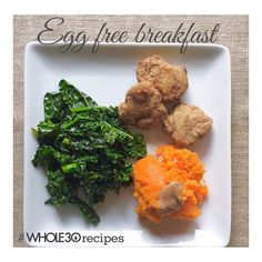 Good Morning everyone it is @meg_mcgrane.  Who needs an egg-free breakfast idea? I have found through my journey with the the #Whole30 and #AIP that I can not tolerate eggs very well at all. I gladly make eggs for my family (like this week's eggs and lox breakfast-so good!) but have found that I do best if I stay egg-free.  This simple breakfast turkey 'sausage' can be made in a big batch over the weekend and saved in the refrigerator in an airtight container which makes mornings a breeze…