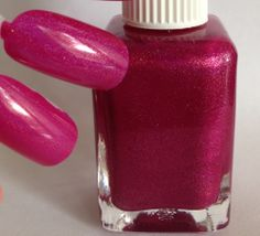 GGM#2: Dark pink holographic (medium density). June 2014