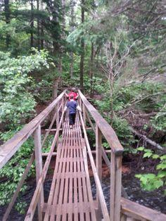 Hiking PEI ~ Breadalbane Nature Trail