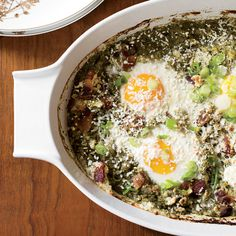 Mexican Eggs in Purgatory | For the Italian breakfast dish Eggs in ...
