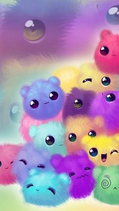 Smilies Wallpaper for Mobile Phone Iphone Wallpaper Hd Cute, Cute Mobile Wallpapers, Cute Disney Wallpaper, Kawaii Wallpaper, Cute Wallpaper Backgrounds, Tumblr Wallpaper, Cute Cartoon Wallpapers, Pretty Wallpapers, Galaxy Wallpaper