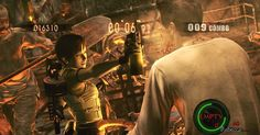 Resident Evil 5 HD Remaster PS4 & Xbox One #ResidentEvil5 #SurvivalHorror #Zombies  #ResidentEvil5Remaster #RE5 Resident Evil 5, Ps4 Games, Survival, Fictional Characters, Rebecca Chambers, Xbox 360, Zombies, Gold