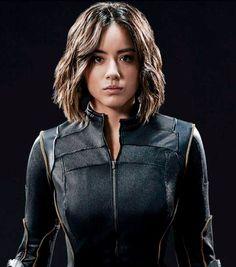 """Chloe Bennet as Skyle/Daisy """"Quake"""" Johnson"""