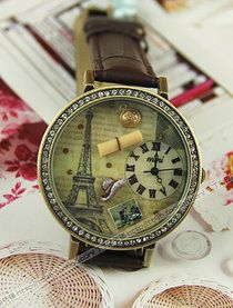 pretty watch  Oh yes I'd like this