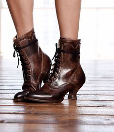 Oak Tree Farms - high quality Victorian boots