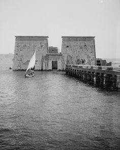Philae, Temple of Isis
