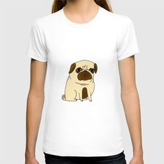 Buy Pugs Not Drugs T-shirt by gemma correll. Worldwide shipping available at Society6.com. Just one of millions of high quality products available.