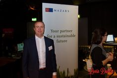 Mazars ireland Partner, Tommy Doherty