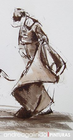 Andrea Galindo. Pintura: TINTAS TAURINAS V