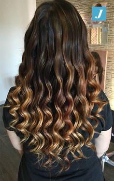Le tue sfumature personalizzate firmate Degradé Joelle! #cdj #degradejoelle #tagliopuntearia #degradé #igers #musthave #hair #hairstyle #haircolour #longhair #ootd #hairfashion #madeinitaly #wellastudionyc