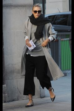 Maria Sharapova culottes