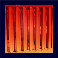 'Kühlerrippen pp' von Rudolf Büttner bei artflakes.com als Poster oder Kunstdruck $18.71